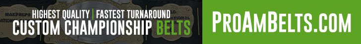 ProAmBelts | High Quality Custom Championship Belts