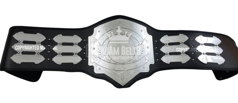 Cyclops Custom Championship Belt