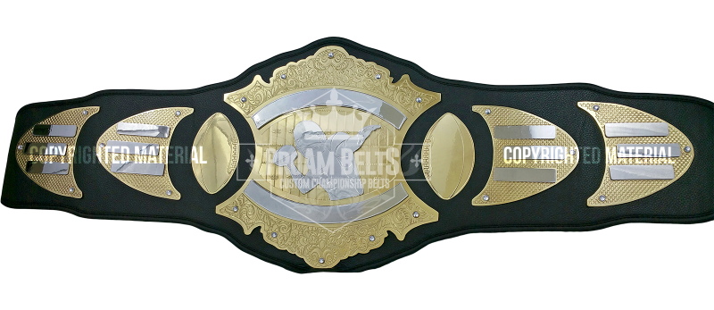 TouchDown Championship Title Football Belt
