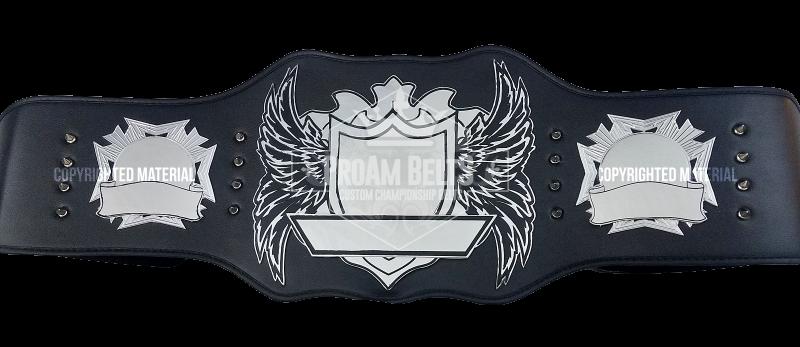 Hercules Title Belt