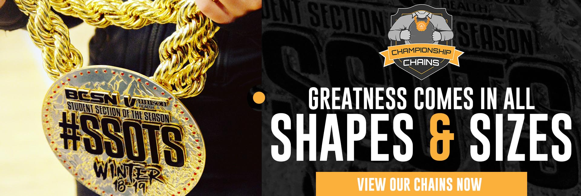 View our premier Championship Chains showroom now!
