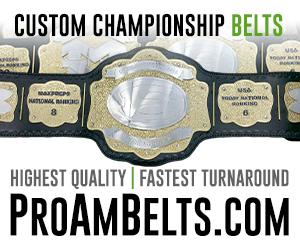 ProAmBelts | High Quality Custom Championship Belts