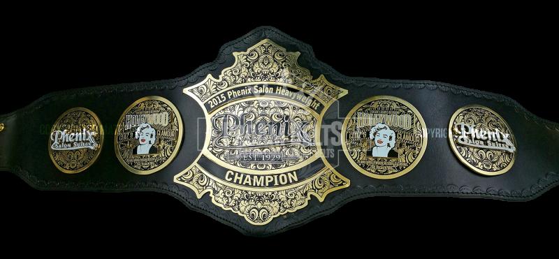 2015 Phenix Salon Heavyweight Champion