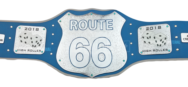 2018 Route 66 High Roller