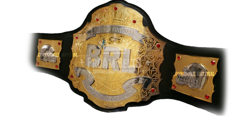 BRL Custom Championship Belt