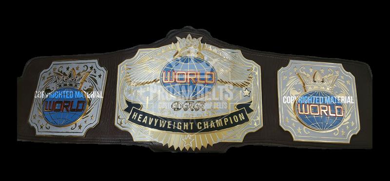 DAA World Heavyweight Champion