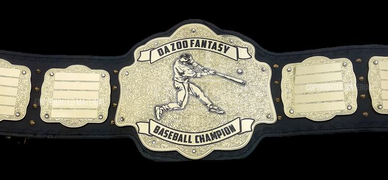 Da Zoo Fantasy Baseball Champion