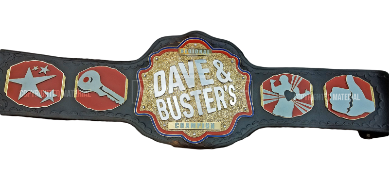 Dave N Busters Regional Champion
