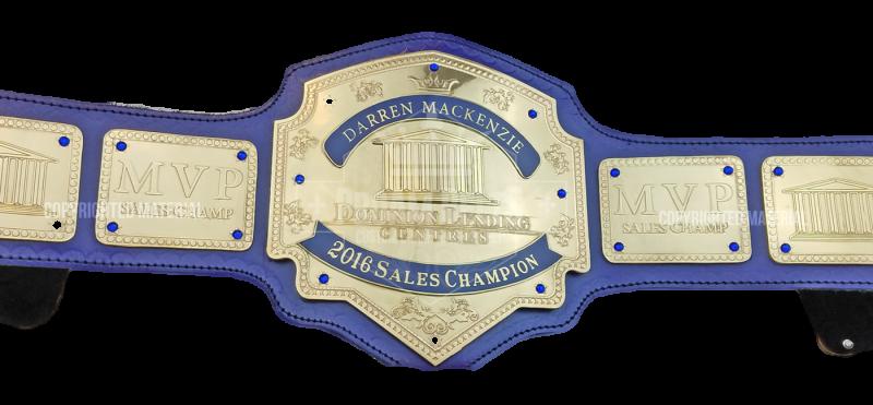Dominion Lending Centres 2016 Sales Championship