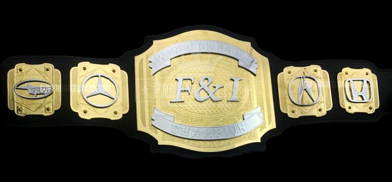 F&I Winrock Group Champion