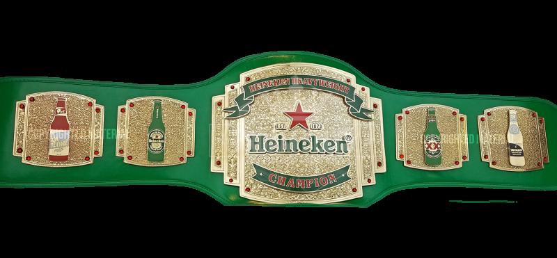 Heineken Heavyweight Champion