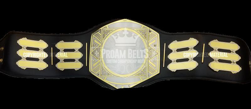 Hercules Special Edition Championship Belt
