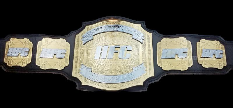 Hoosier Fight Club Champion