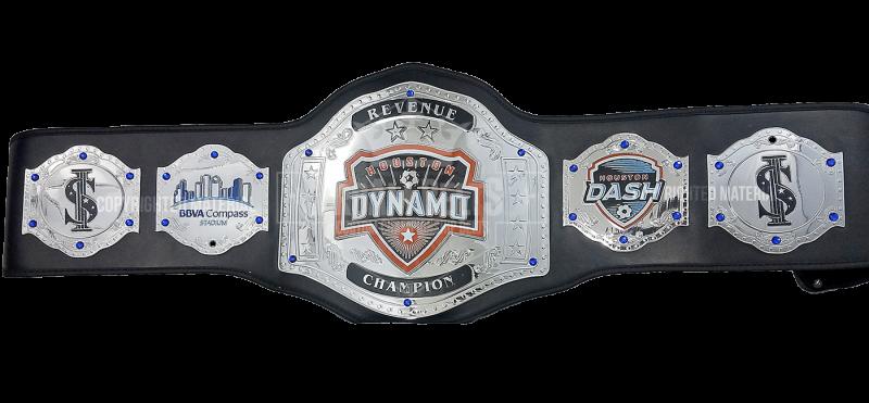 Houston Dynamo Revenue Champion