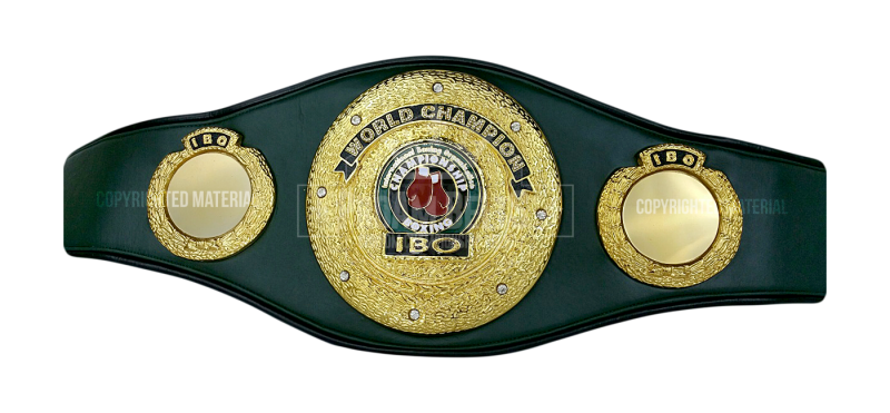 IBO Championship Boxing World Champion