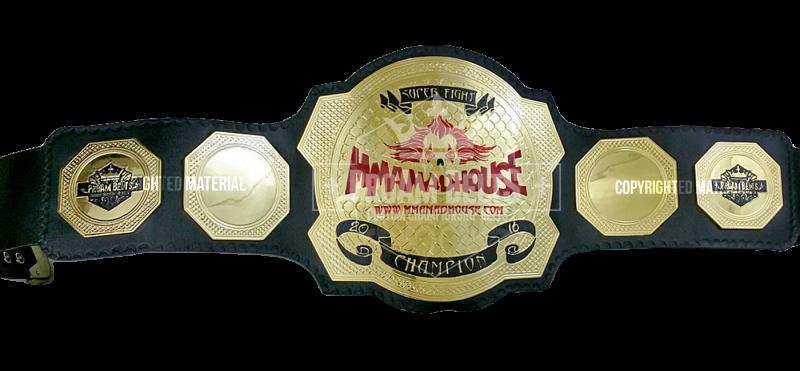 MMA Madhouse Custom