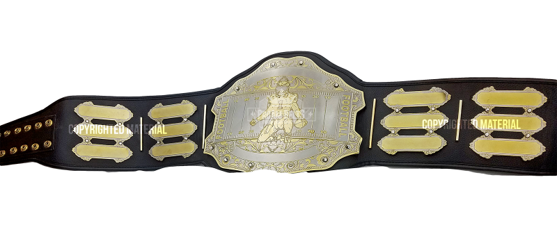 MVP Special Edition Championship Belt