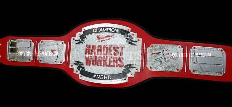Milwaukee Hardest Workers NBHD