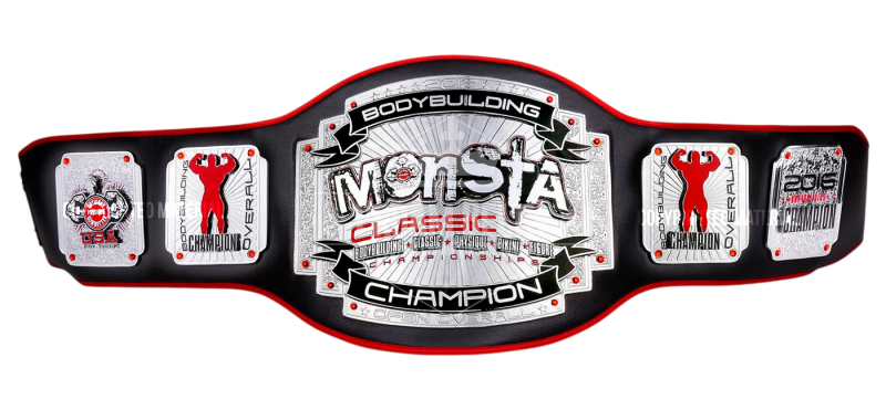 Monsta Custom Belt