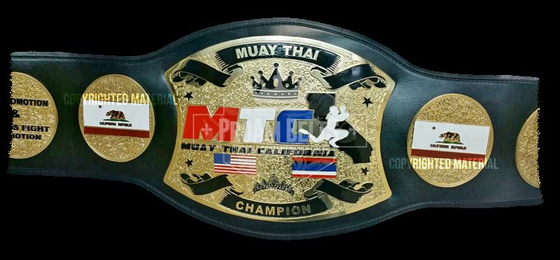 Muay Thai California
