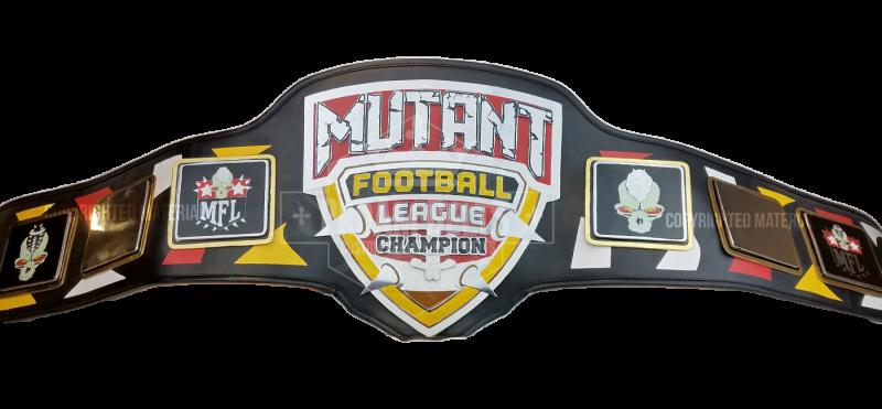 Mutant Football League Champion
