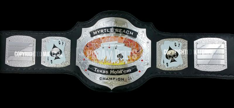 Myrtle Beach Texas Hold Em Champion