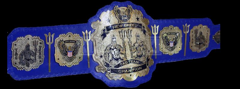 New Breed Tag Champion Custom
