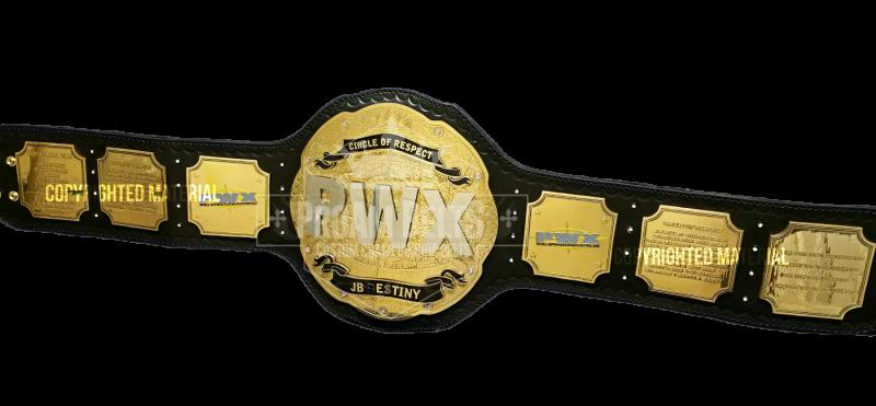PWX Championship Belt