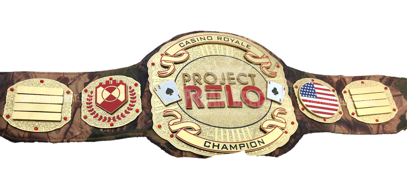 Project Relo Casino Royale Champion Custom