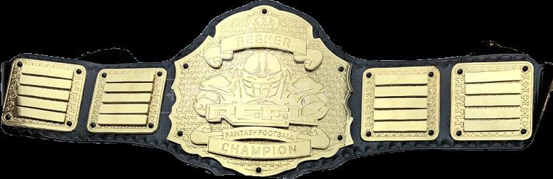 RFFL Reeker Champion