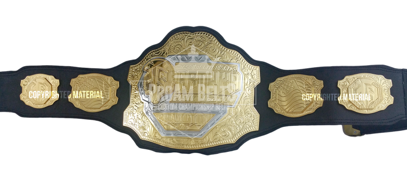 Spartyka Fight League Champion