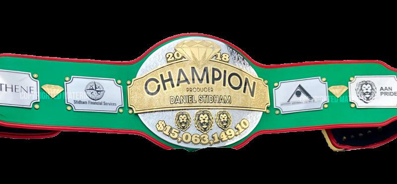 Stidham Financial Services 2018 Champion