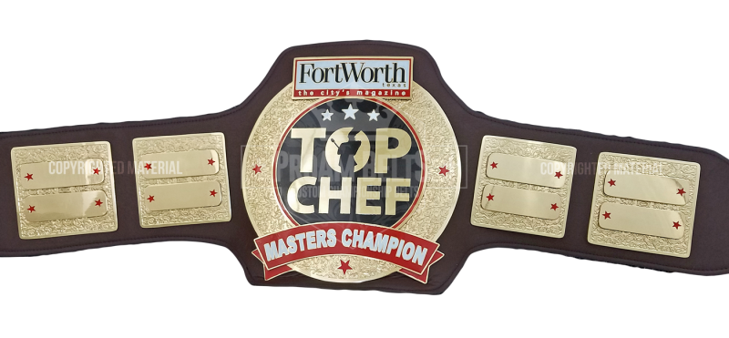 Top Chef Masters Champion