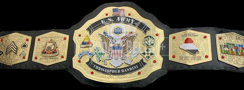 US Army Christopher Bandini Award