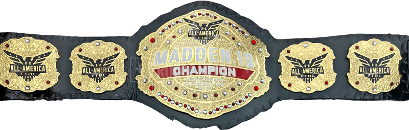 Under Armour Madden 19 Champion