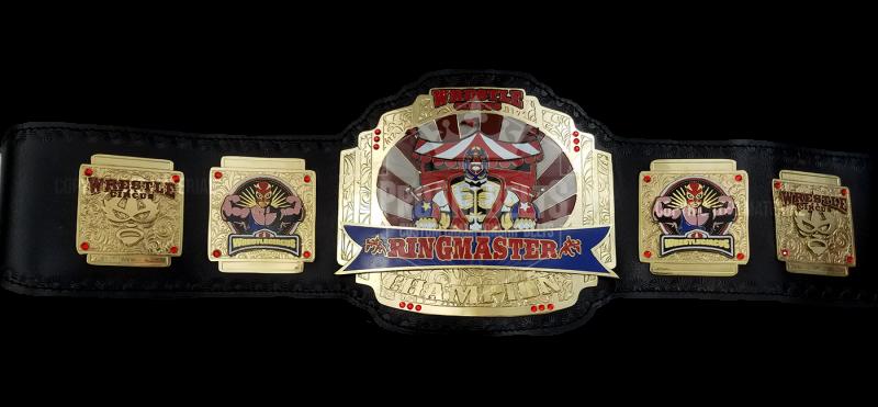 Wrestle Circus Ringmaster Champion