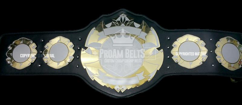 Zeus Economy Championship Belt