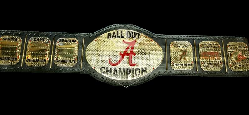 Alabama Football Championship