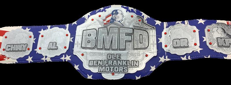 Ole Ben Franklin Motors BMFD Award
