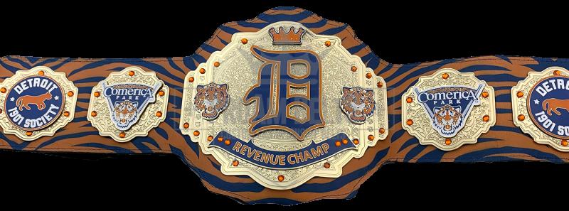 Detroit Tigers revenue Champ Award
