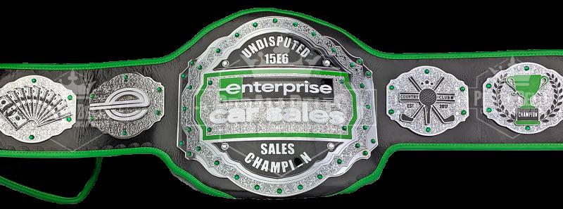 Enterprise Car Sales Undisputed Sales Champion