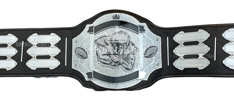 Pass Rush Championship Belt
