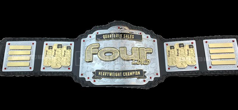 Four Loko Quarterly Sales Championship Award