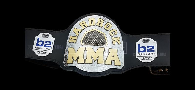 Hardrock MMA B2 Fighting Series