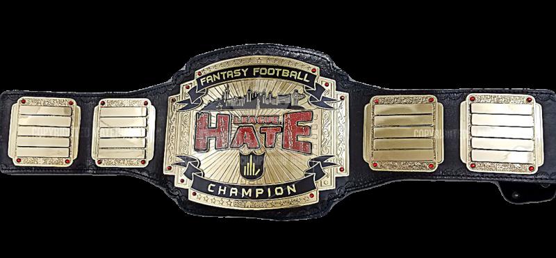 Hate Fantasy Football League Title