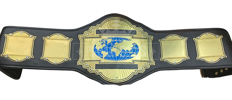 Kratos Championship Belt