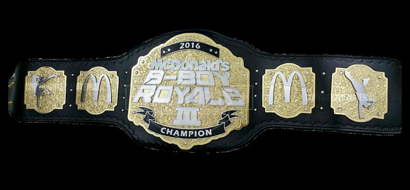 McDonalds Custom Award