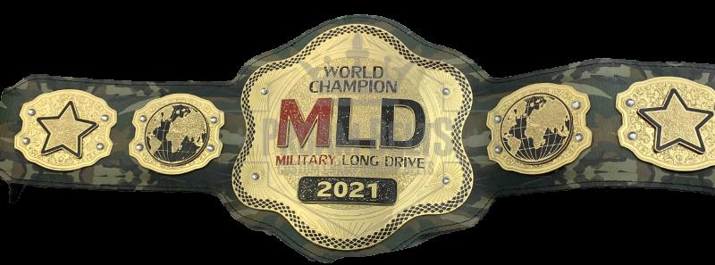 Military Long Drive World Champion