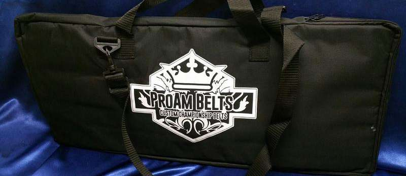 ProAmBelts Logo Case Black