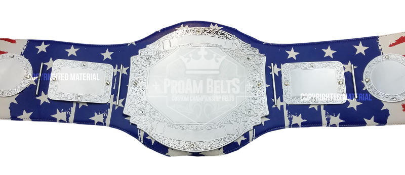 Patriot Championship Belt